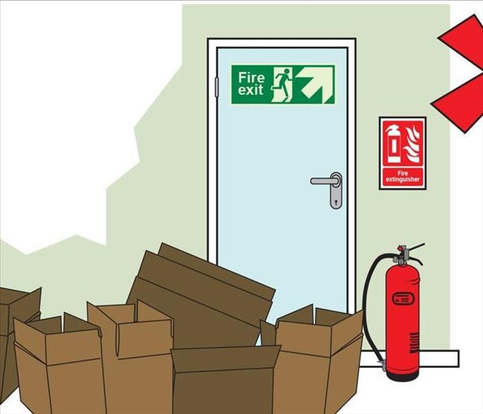 Outlets In Nj >> Eliminate workplace fire hazards | SERVPRO of Morristown