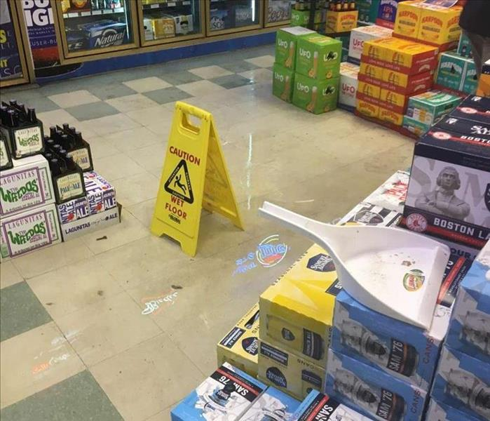 Commercial Commercial Water Damage Warnings and Tips